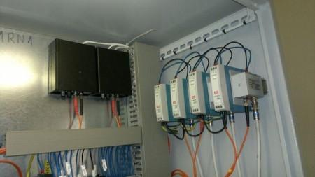 wykonczenia budowlane i instalacje elektryczne 45